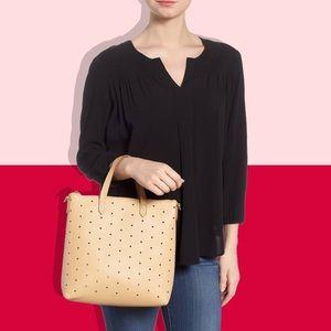 Madewell | Mini Transport Leather Crossbody Bag